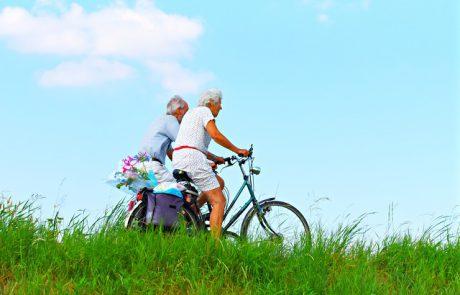 SINTEC project elder people cycling