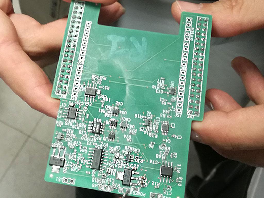 Rigid sensor