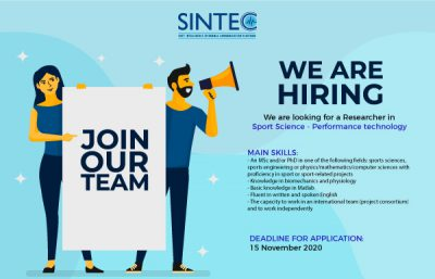 SINTEC-is-hiring-a-researcher-in-Sport-Science
