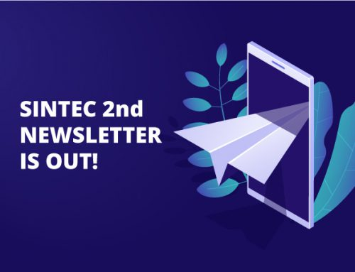 SINTEC 2nd Newsletter is out!