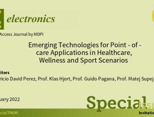 Emerging Technologies for Point-of-care Applications in Healthcare, Wellness and Sport Scenarios