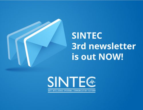 SINTEC 3rd Newsletter is out NOW!